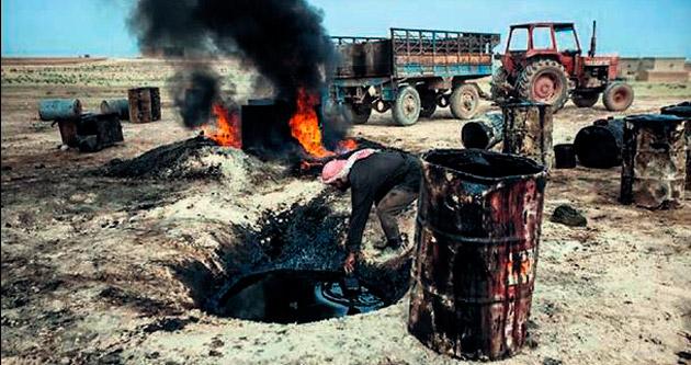 Türkiye IŞİD'in petrol ticaretini önlüyor