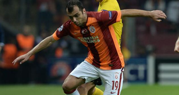 Pandev Galatasaray'dan ayrılıyor