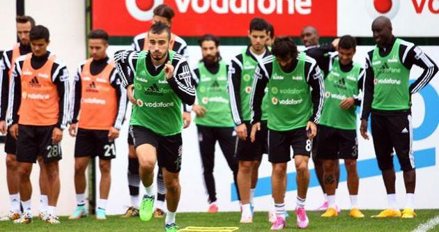 Beşiktaş, Erciyes'e hazır