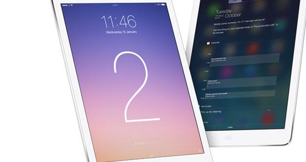 iPad Air 2'ye inanılmaz dayanıklılık testleri