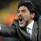 Maradona'nın görüntüleri ülkeyi salladı
