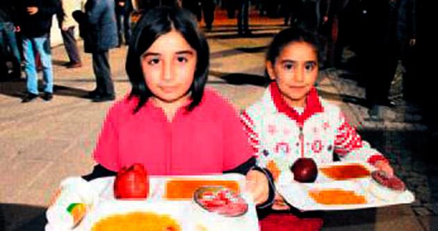 Hacı Bayram'da muharrem ayı iftarı