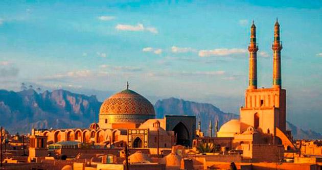 Batılı turist 'Pers mücevheri' ile İran'da