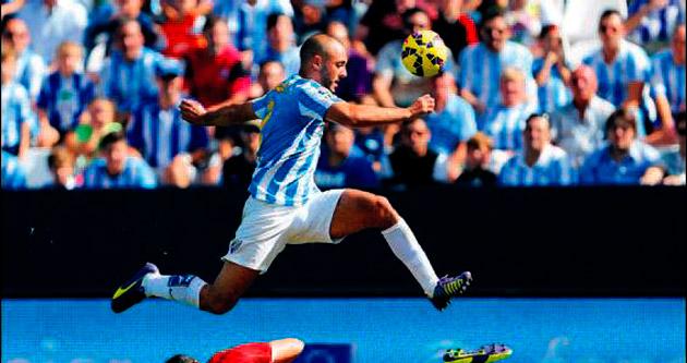 Malaga'da kahraman Nordin Amrabat!