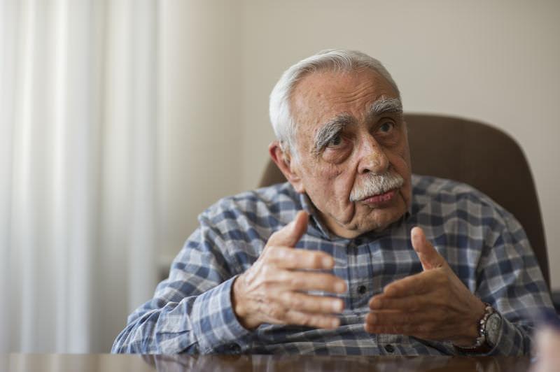 90 yaşındaki Kürt aydın barış çağrısı yaptı