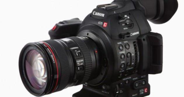 Canon'dan yeni profesyonel kamera