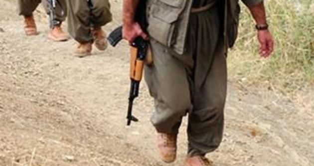 PKK'lılar köy bastı