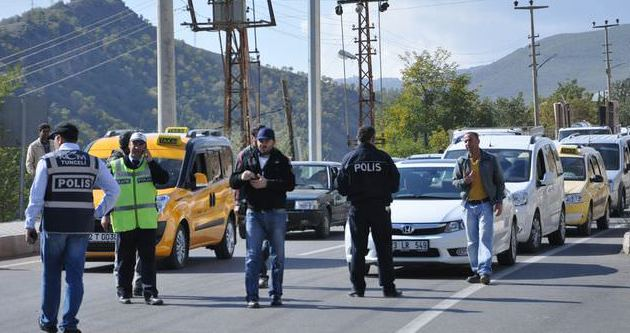 Tunceli-Erzincan karayolu açıldı