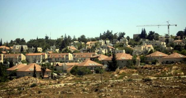 İsrail'in Kudüs'te yeni yerleşim birimi inşası kararına onay