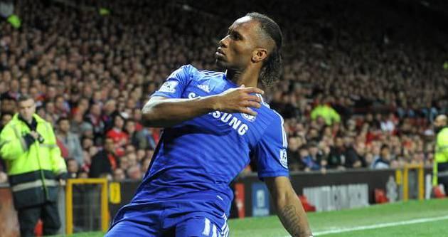 Drogba'dan gollere devam