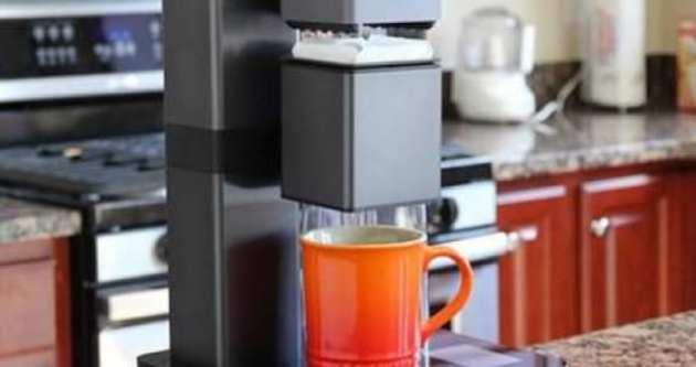 Kahve makinaları da akıllandı
