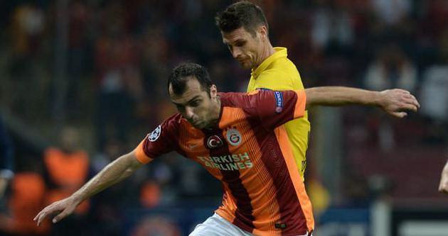 Goran Pandev gönderiliyor