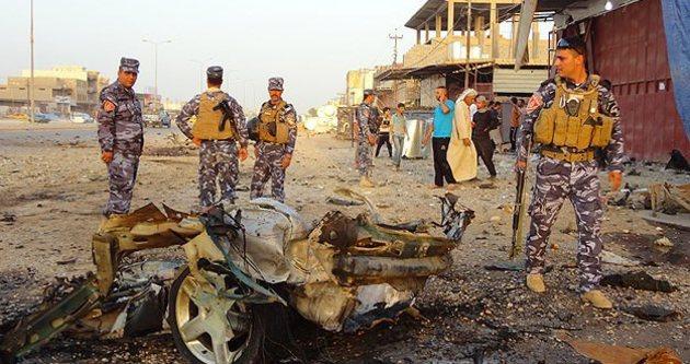 Bağdat'ta bombalı saldırı: 8 ölü, 17 yaralı