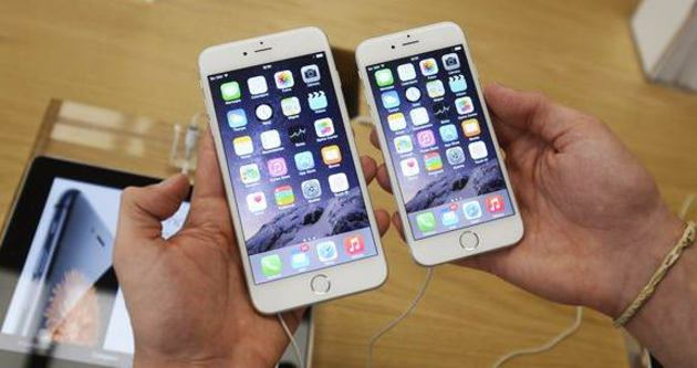 Banka hesabı açana iPhone 6