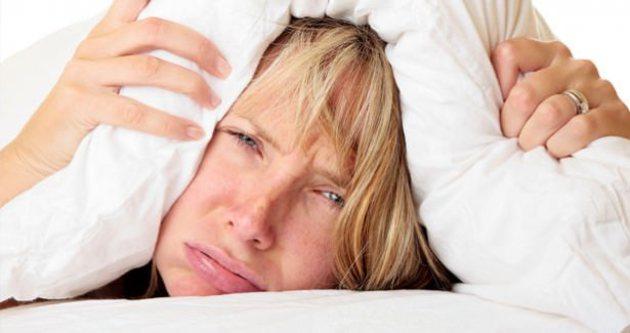 Uyku bozukluğu hastalık nedeni