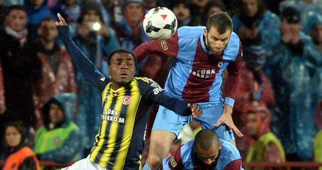 Trabzonspor'da Zeki Yavru ve Mustafa Yumlu kadro dışı