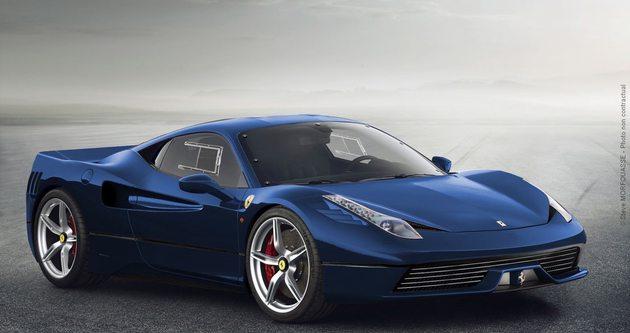 17 yaşında Ferrari tasarladı