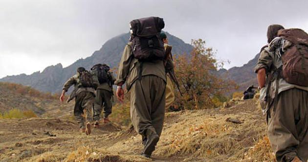 PKK'lılar patlayıcı yüklü kamyon kaçırdı