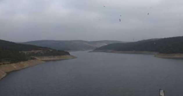 İstanbul barajları doluyor