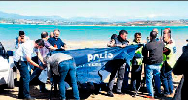 Ölüm Adana'da kol geziyor