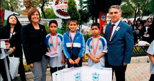 İzmir'in annesi için yarıştılar