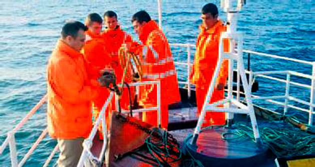 Ege Denizi'nde trol avcılığı operasyonu