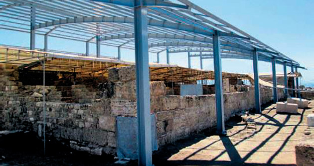Laodikya'ya Büyükşehir koruması