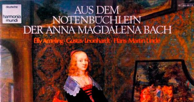 Bach'ın eserlerini karısı bestelemiş