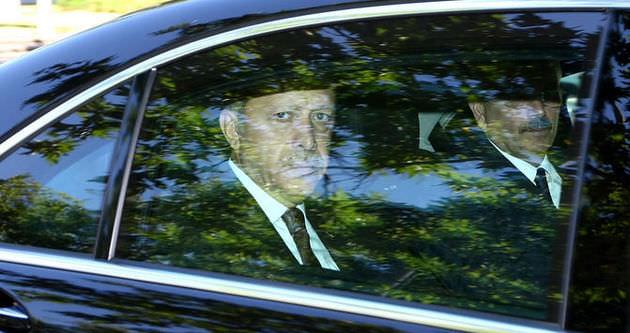 Erdoğan başkanlığında ilk MGK