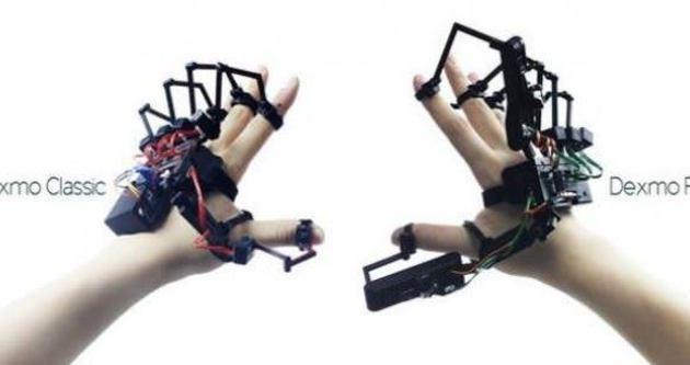 Gelecek bu robot ellerde