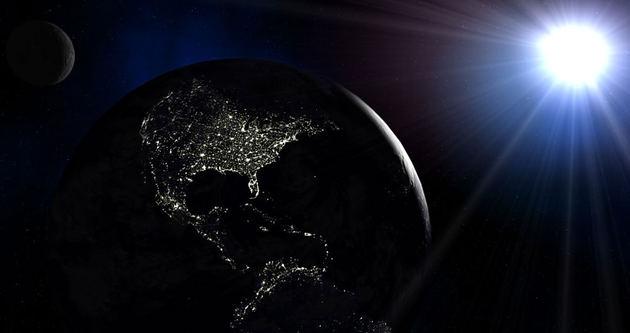 Dünya karanlıkta kalmayacak