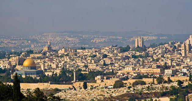 İsrail'in Kudüs'te yeni yerleşim birimi inşası kararı