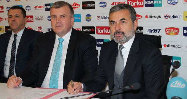 Aykut Kocaman resmen Torku Konyaspor'da