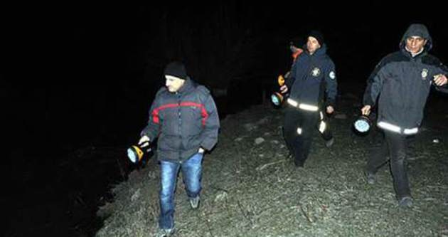 52 çocuk dağda kayboldu
