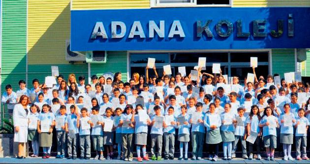 Adana Koleji'nin büyük başarısı