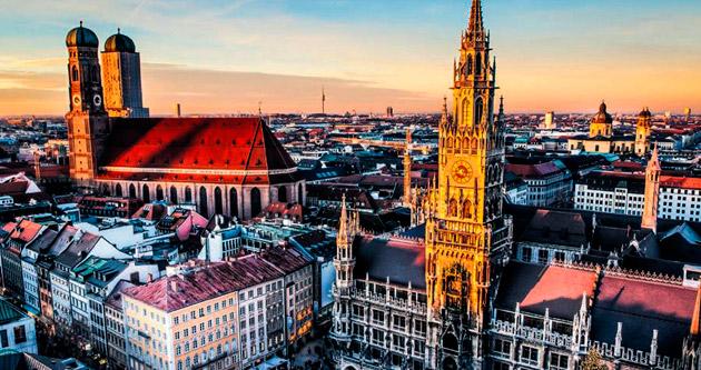 Avrupa'nın bisiklet başkenti: Münih