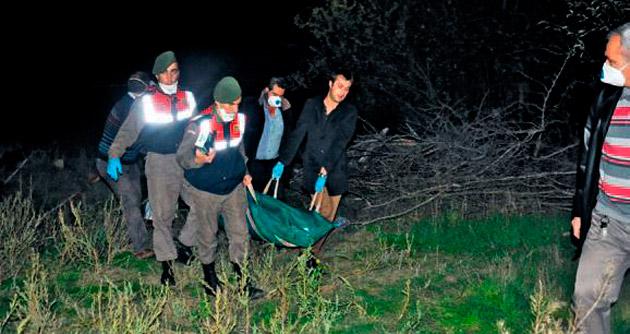 Kayıp ceset bahçede gömülü bulundu