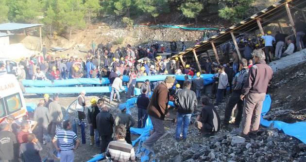 Karaman'daki madende mahsur kalan işçilerin isimleri