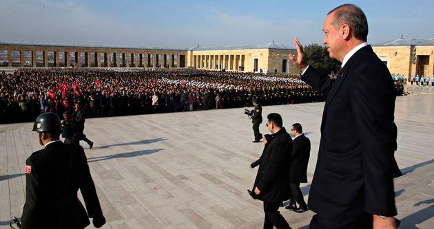 Erdoğan'ın mesajında dikkat çeken ayrıntı