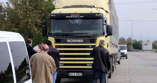 Patlayıcı yüklü kamyonun kaçırılmasıyla ilgili flaş gelişme!