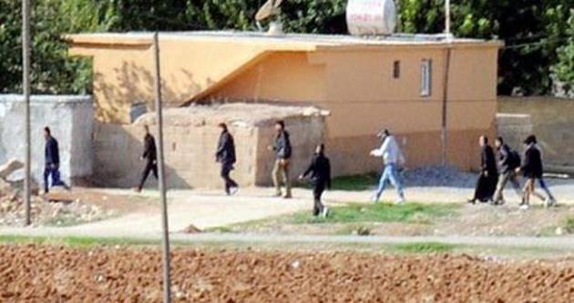 ÖSO Kobani'ye girdi
