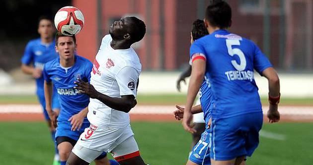 Gol düellosunun galibi Gaziantepspor