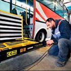 Yeni otobüsler engellilere göre
