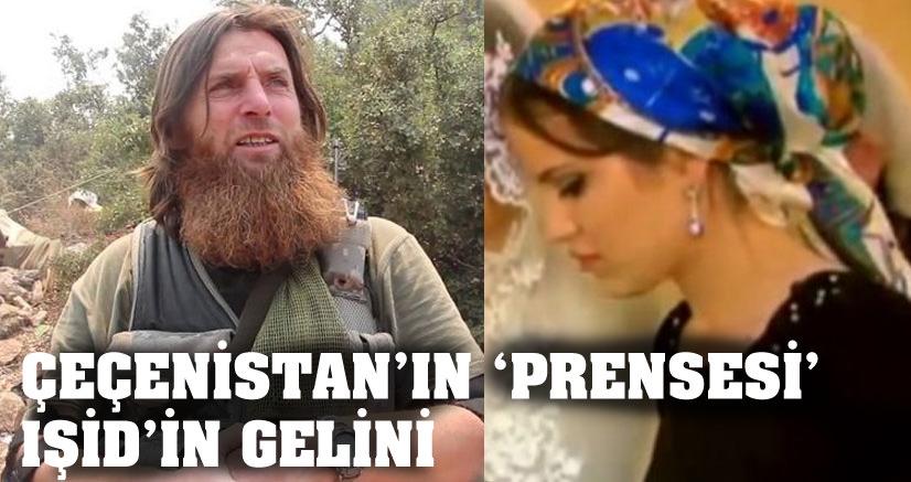 Çeçenistan'ın 'prensesi', IŞİD'in gelini