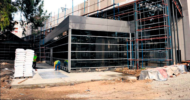 Müze kompleksi turist çekecek