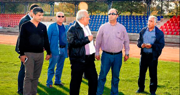 Mersin'i spor kenti yapacağız