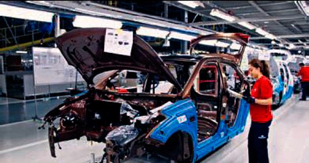 Otomotiv istihdamı tekstili solladı