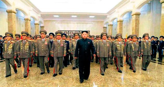 Kuzey Kore BM'yi şaşırttı
