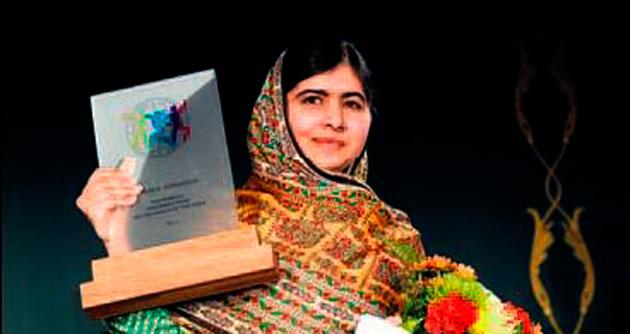 Malala, Gazze'ye 50 bin $ bağışladı