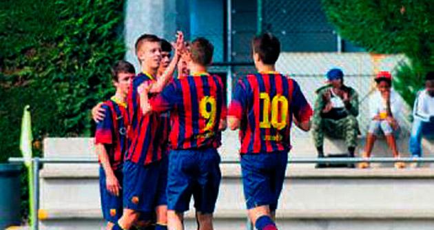 Barça yetiştiriyor Avrupa oynatıyor
